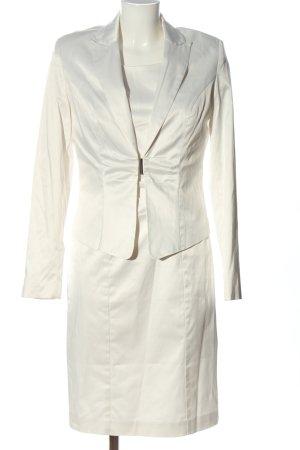 BODY FLIRT Kostium w kolorze białej wełny W stylu biznesowym