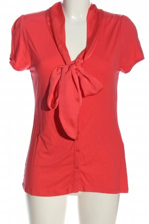 BODY FLIRT Short Sleeved Blouse red casual look