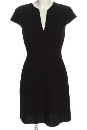 BODY FLIRT Sukienka z krótkim rękawem czarny W stylu casual
