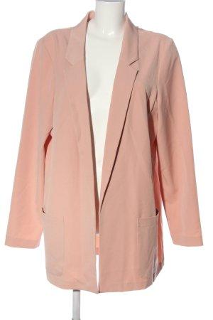 BODY FLIRT Lange blazer roze zakelijke stijl