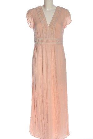 BODY FLIRT Maxi Dress nude elegant