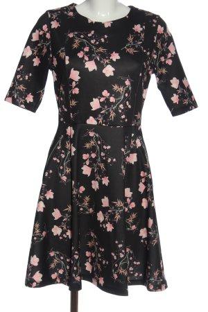 BODY FLIRT Midi-jurk volledige print elegant