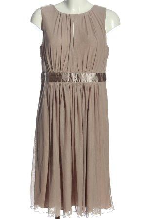 BODY FLIRT Sukienka midi w kolorze białej wełny W stylu casual