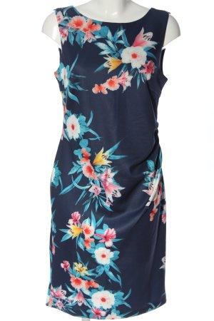 BODY FLIRT Sukienka midi Wzór w kwiaty W stylu casual