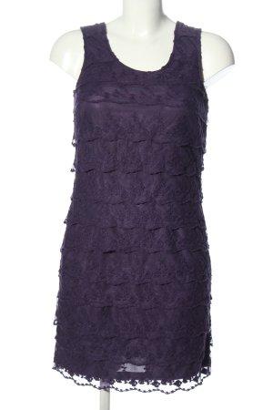 BODY FLIRT Robe courte violet style décontracté