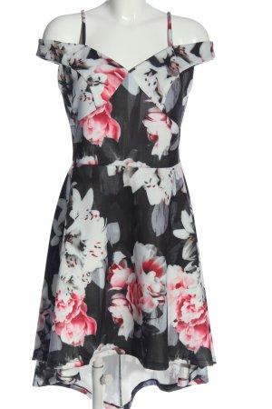 BODY FLIRT Sukienka mini Wielokolorowy W stylu casual