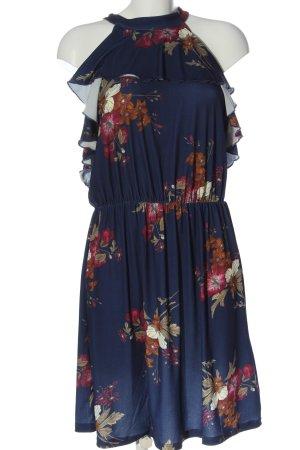 BODY FLIRT Sukienka mini Na całej powierzchni W stylu casual