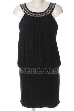 BODY FLIRT Sukienka mini czarny Elegancki