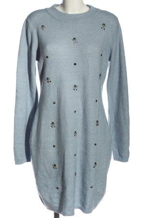 BODY FLIRT Sweater Dress blue casual look
