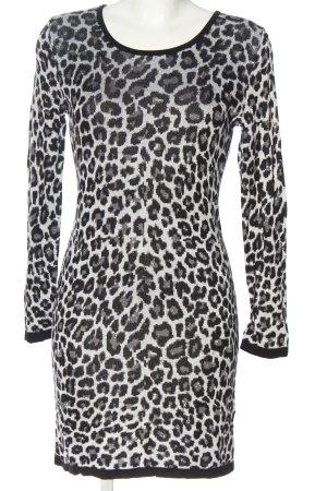 BODY FLIRT Pulloverkleid mehrfarbig Casual-Look