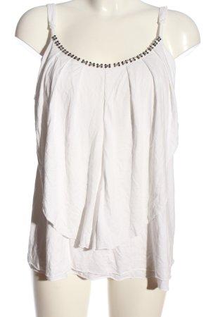 BODY FLIRT Schlupf-Bluse weiß Casual-Look