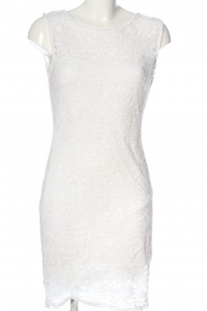 BODY FLIRT Lace Dress white elegant