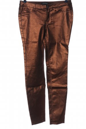 BODY FLIRT Stoffen broek brons casual uitstraling