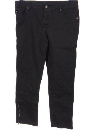 BODY FLIRT Jeans a gamba dritta nero stile casual