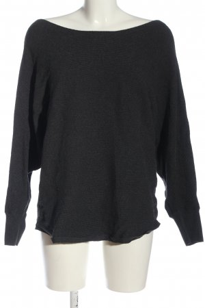 BODY FLIRT Knitted Sweater black casual look