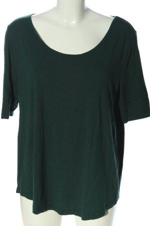 BODY FLIRT Koszulka z dzianiny zielony W stylu casual