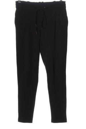 BODY FLIRT Pantalon de jogging noir style décontracté
