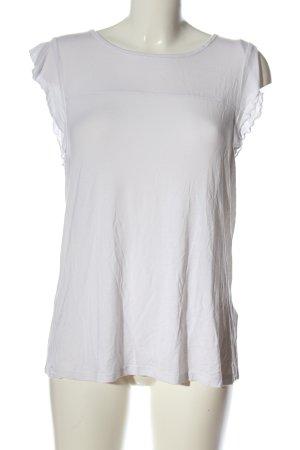 BODY FLIRT T-shirt bianco stile casual