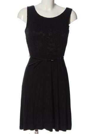 BODY FLIRT Sukienka na ramiączkach czarny Elegancki