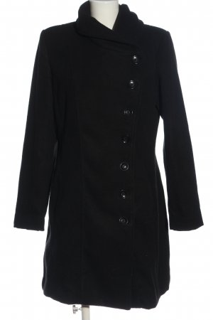 BODY FLIRT Winter Coat black business style