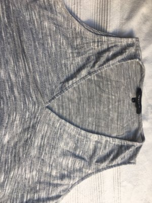 New Look Bodysuit Blouse light grey-silver-colored