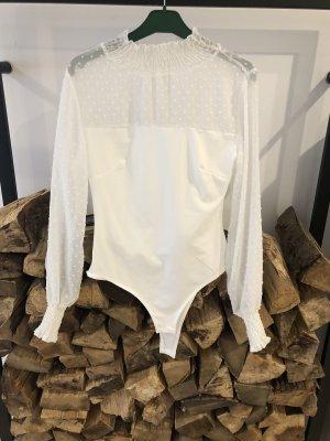 Bodysuit Blouse white