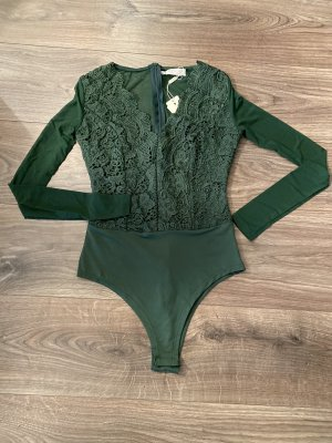 Long Sleeve Blouse green
