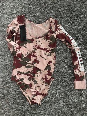 Rocawear Camicia lunga multicolore