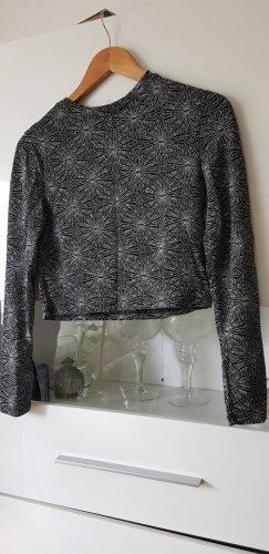 H&M Body argenté-gris clair