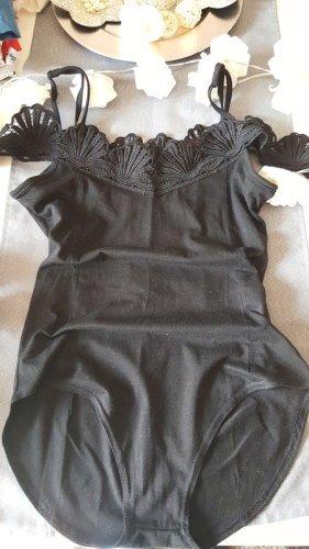 isassy Shirt Body black mixture fibre