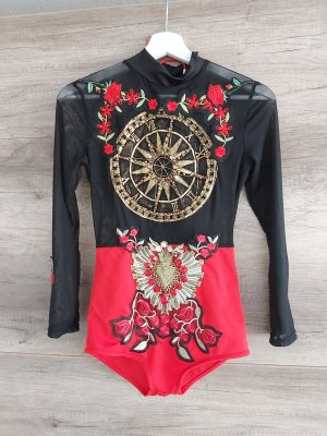 Bodysuit Blouse multicolored