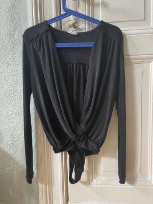 Free People Basic Bodysuit black