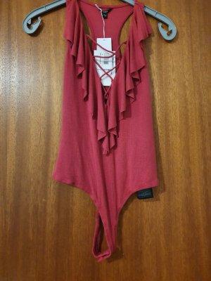 Guess Shirt Body raspberry-red