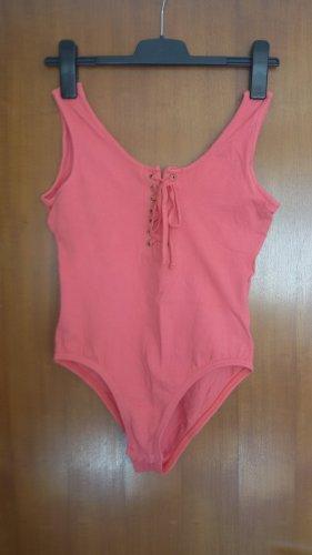 Body zum Schnüren, pink 36/38