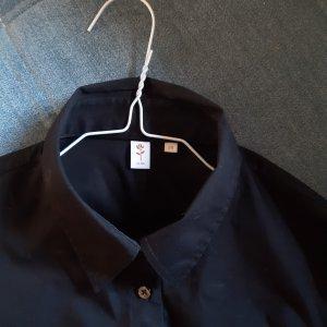 Seidensticker Body koszulowe czarny