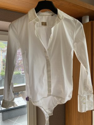 Q1 Body koszulowe biały