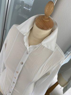 Sand Copenhagen Bodysuit Blouse white