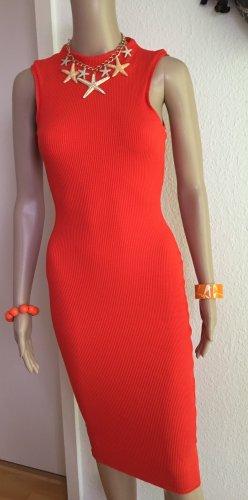 H&M Tube Dress red