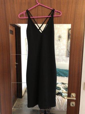 Bik Bok Sukienka na ramiączkach czarny