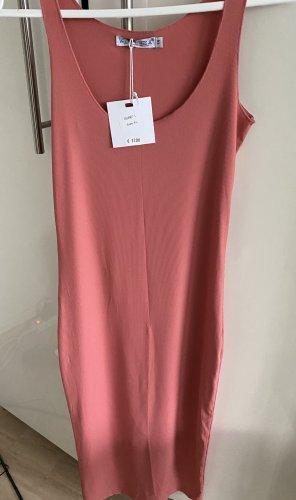 Boutique Ware Midi-jurk roze