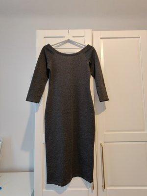 Bodycon Kleid mit 3/4 Ärmeln von Zara