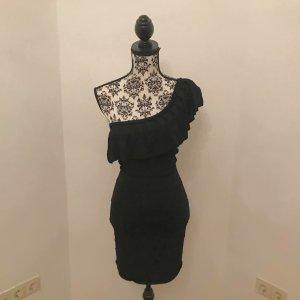 Bodycon-Kleid mit Volant