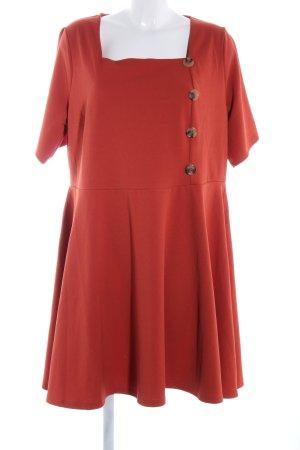 Bodyflirt A-Linien Kleid rot Elegant