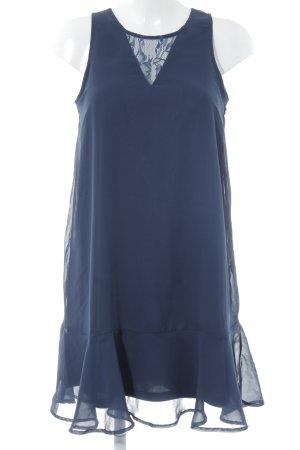 Bodyflirt A-Linien Kleid dunkelblau Elegant