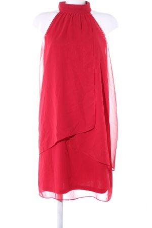Bodyflirt Abendkleid rot Elegant