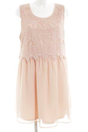 Bodyflirt Abendkleid nude Elegant