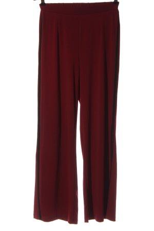 Bodyflirt Baggy broek rood casual uitstraling