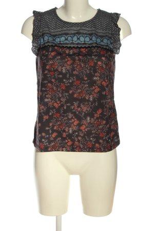 Bodyflirt Batik Shirt multicolored elegant