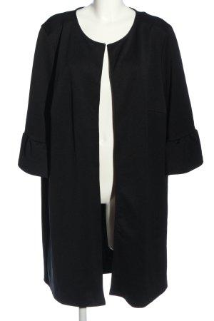 Bodyflirt Marynarka koszulowa czarny W stylu casual