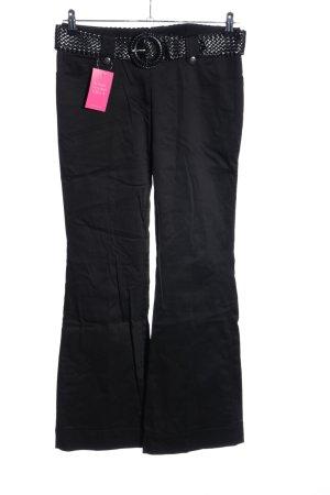Bodyflirt Boot Cut Jeans schwarz Casual-Look